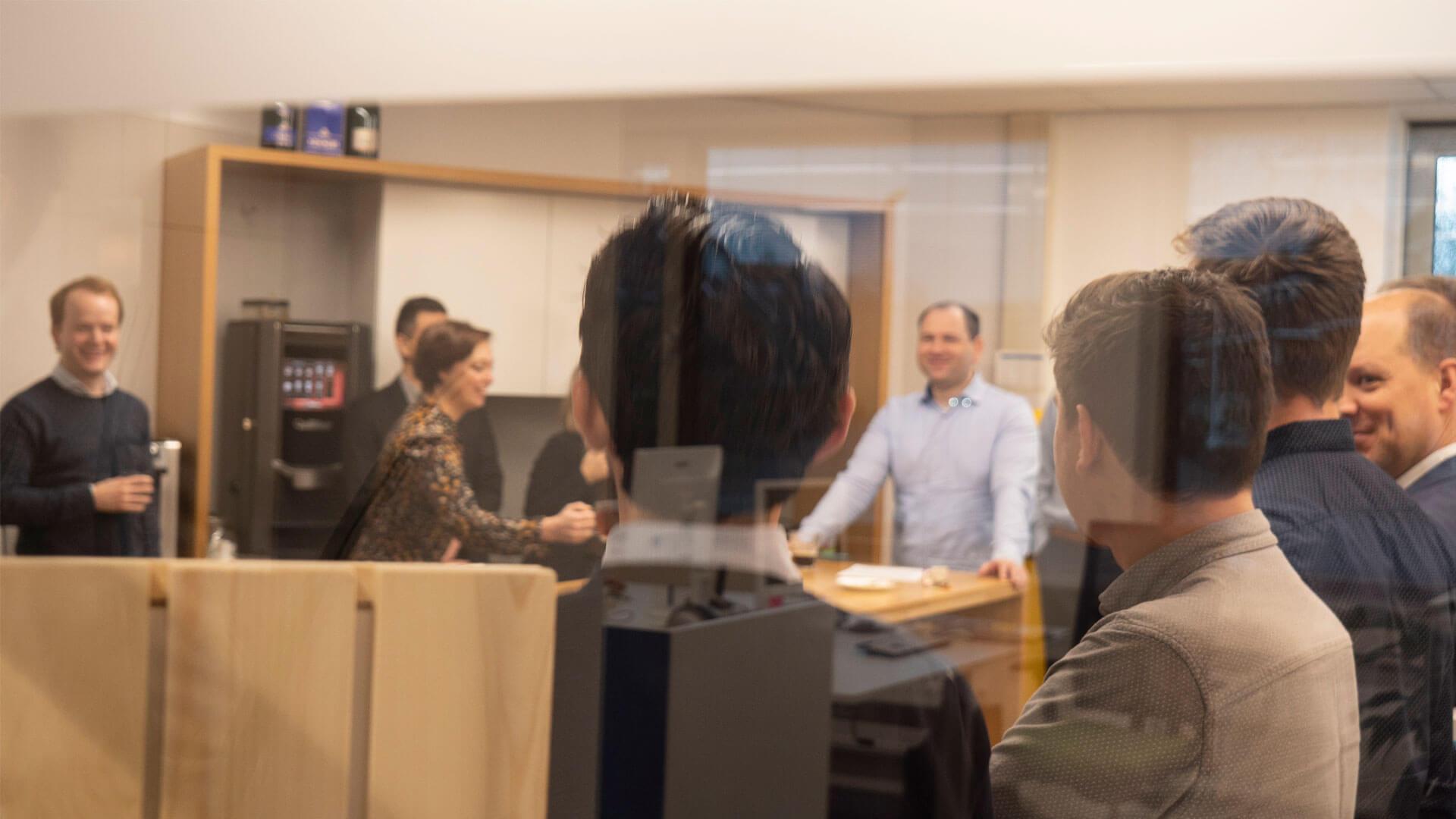 Geen fysieke maar virtuele ERAC Meet & Greet