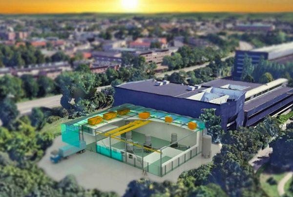 ERAC duikt in materie voor subsidieaanvragen ET Pathfinder