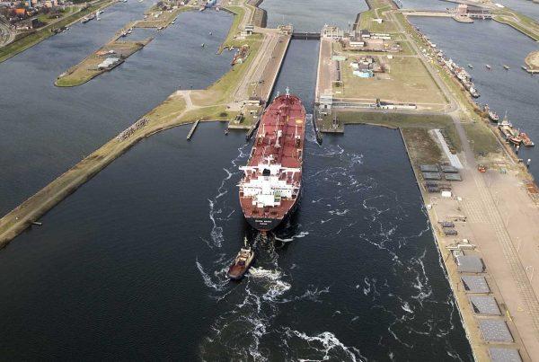 Subsidiebeheer voor 's werelds grootste zeesluis