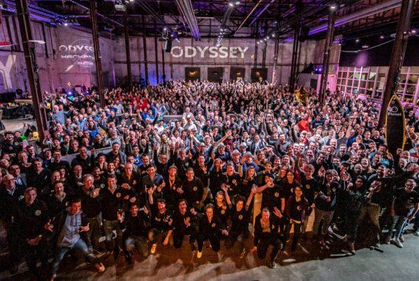 Dutch Blockchain Hackathon – accelerator voor kennisontwikkeling