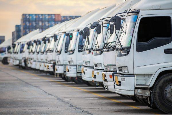 Subsidiebeheer voor vier grote truckparkings